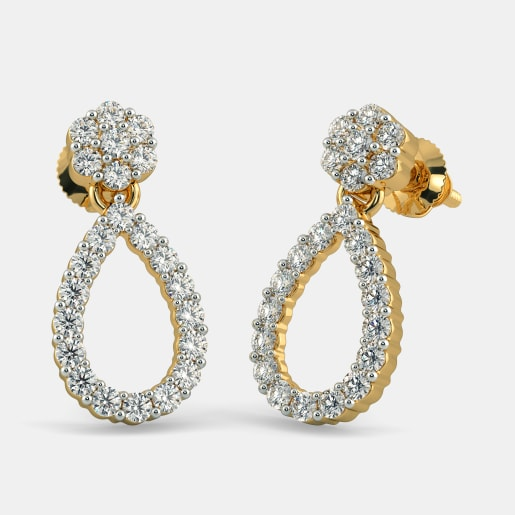 The Enakshi Earrings