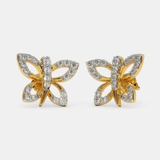 The Dominga Stud Earrings