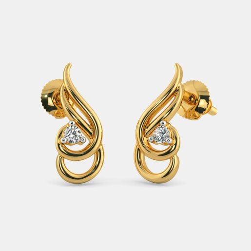 The Rowena Stud Earrings