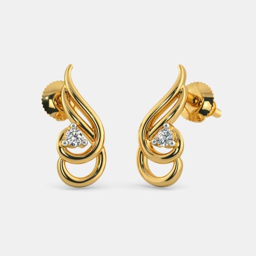 The Rowena Stud Earrings