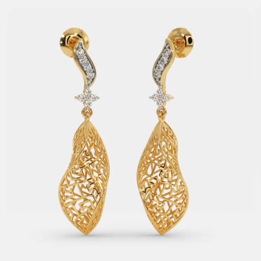 The Tazanna Drop Earrings