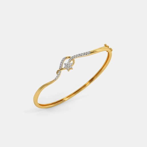 The Remya Oval Bangle