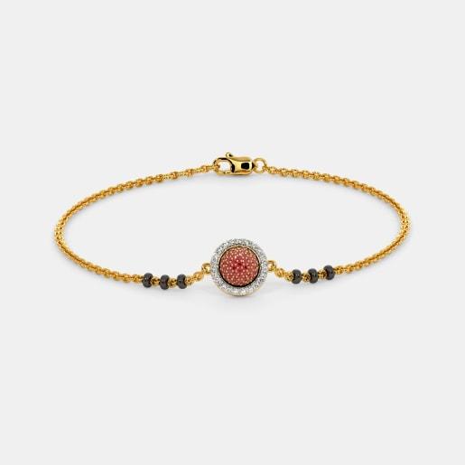The Maral Mangalsutra Bracelet