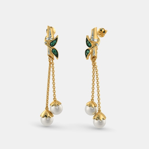 The Carolan Drop Earrings