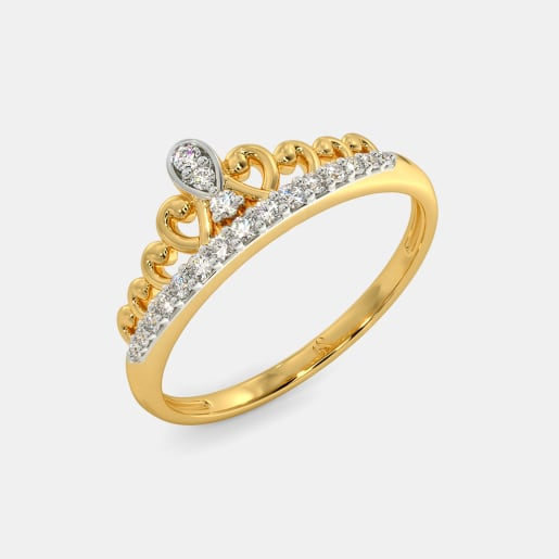 The Amata Crown Ring