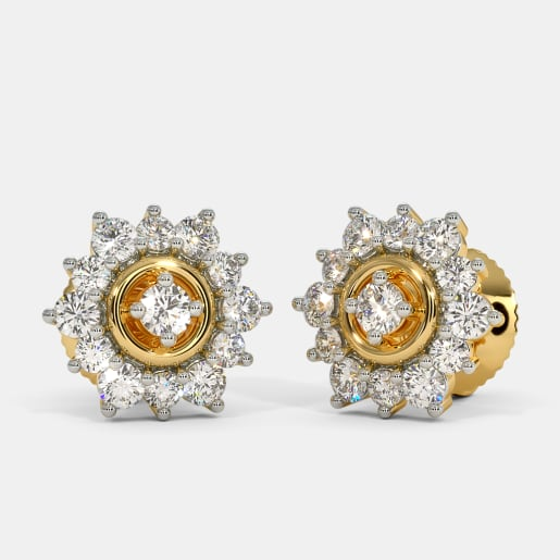The Berunetta Stud Earrings