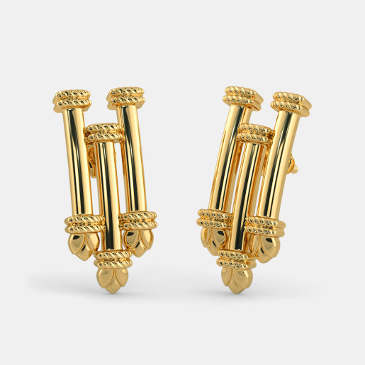 The Pillars of Belief Earrings