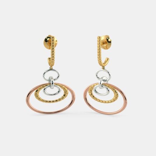 The Ternary Drop Earrings