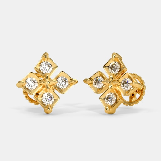 The Mullai Stud Earrings
