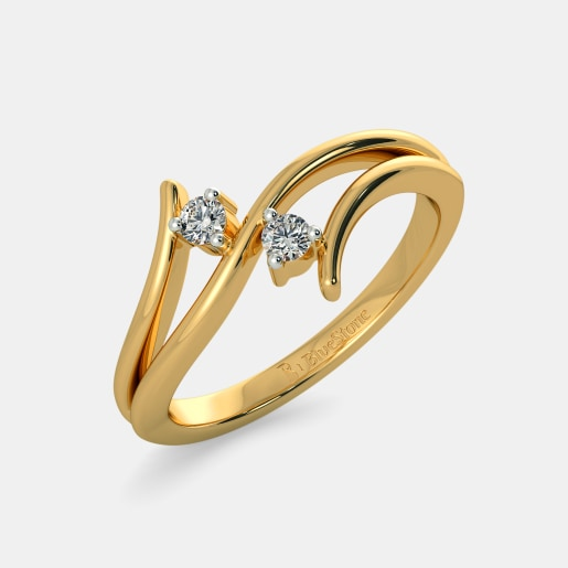 rings under rs 15 000 buy 200 gold diamond rings designs online