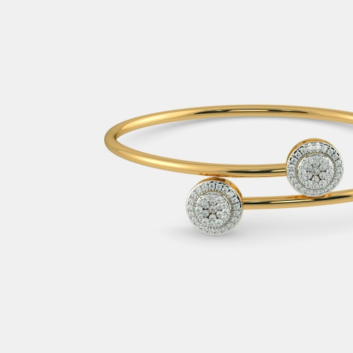 The Mareesha Twister Bangle