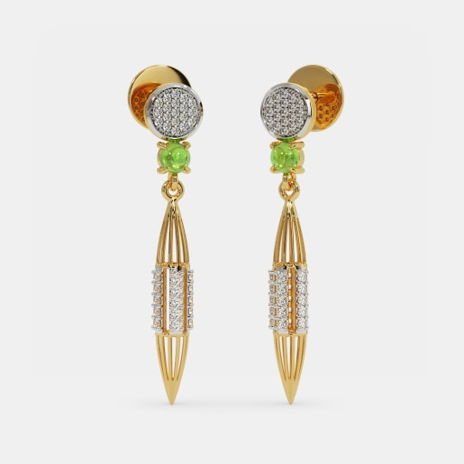The Yade Drop Earrings