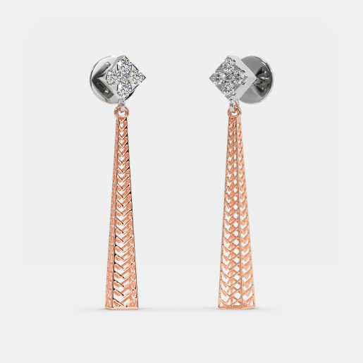 The Vorsila Drop Earrings