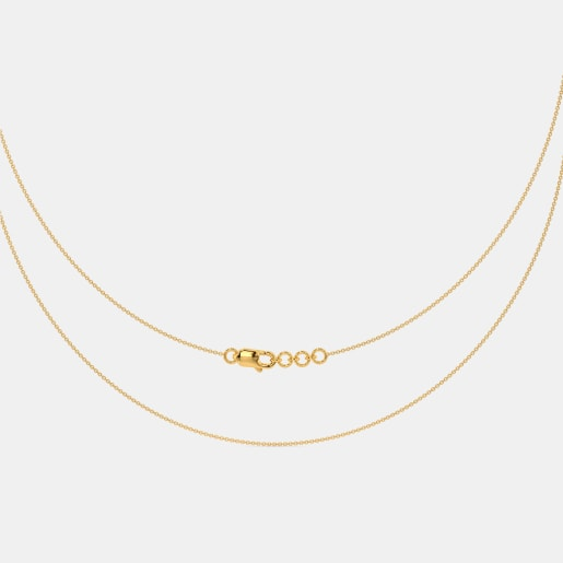 The Zina Gold Chain