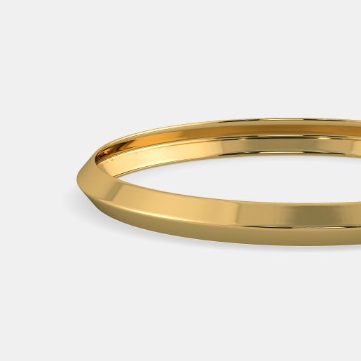 Buy 50+ 22k Gold Bangle Designs Online in India 2019