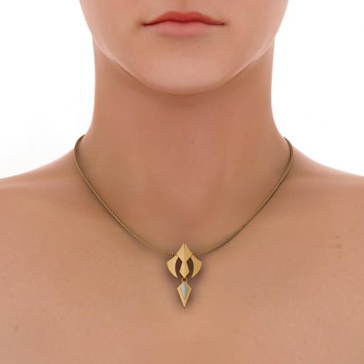 The Trident Femme Pendant