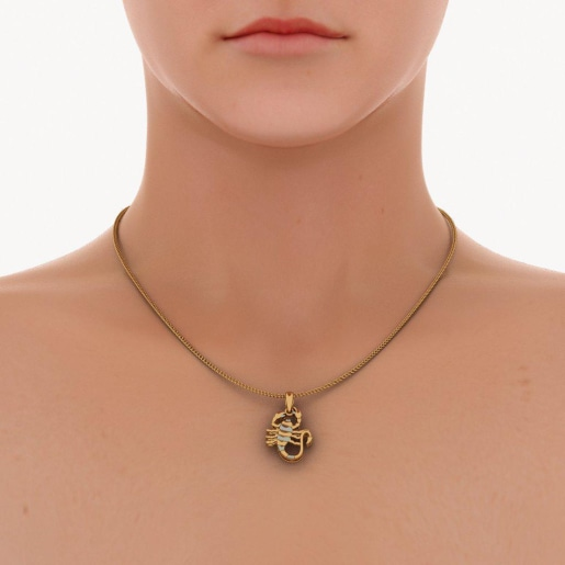 The Scorpius Pendant
