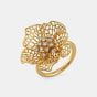 The Cuban lily Ring