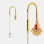 The Aureate Sui Dhaga Earrings